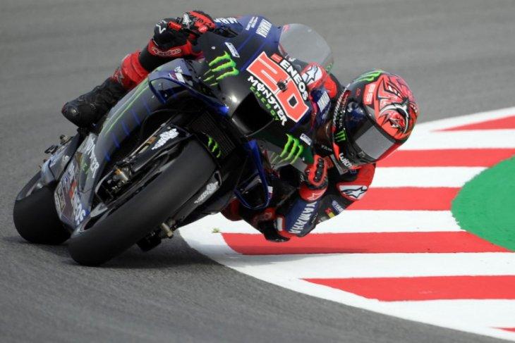 Kualifikasi GP Catalunya: Lima pole  position beruntun untuk Quartararo