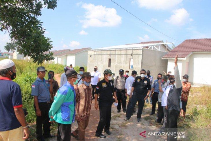 Komisi III DPRD tinjau lapangan terkait dugaan penutupan jalan menuju alkah
