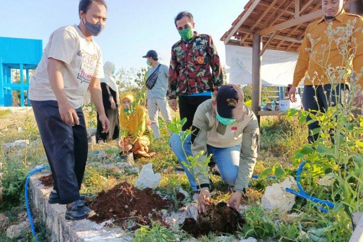 Peringati Hari Lingkungan Hidup, Pemuda Muhammadiyah Jatim serentak tanam ribuan pohon