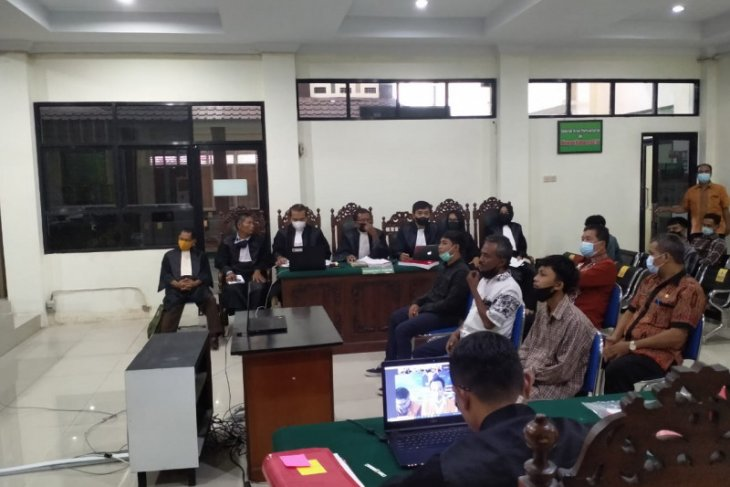 Saksi Pertamina tidak hadir di sidang kasus pemerasan SPBU di Sintang