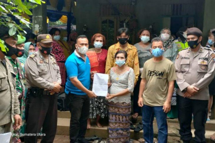 Satgas COVID-19 Bahorok Langkat sosialisasi dan bubarkan pesta warga