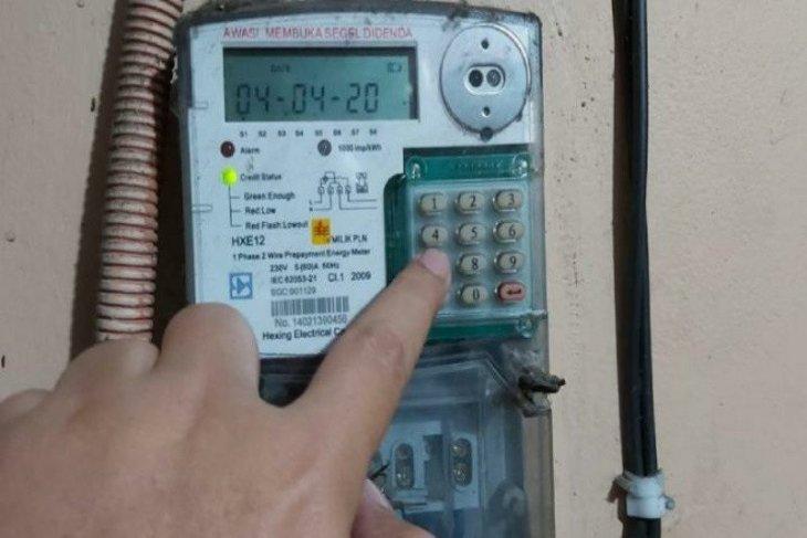 Anggaran stimulus listrik triwulan III 2021  capai Rp2,33 triliun