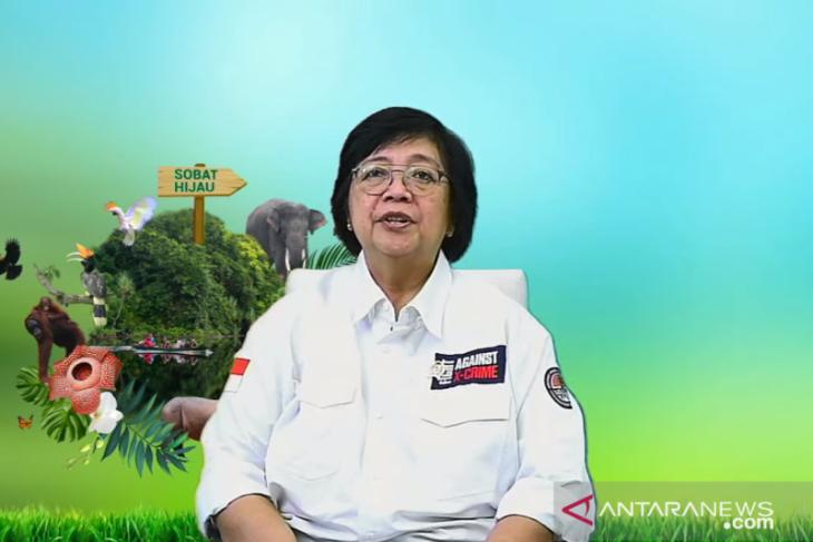Hari Lingkungan Hidup, Menteri LHK ungkap 4,69 juta ha lahan pulih