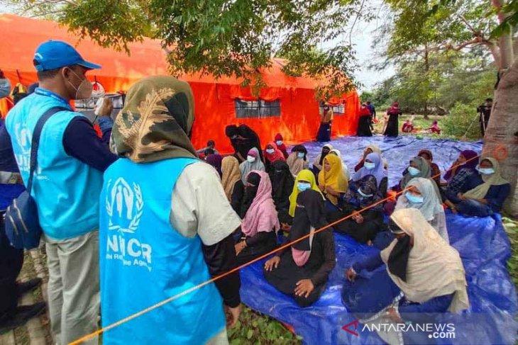 UNHCR minta izin Pemkot Lhokseumawe tampung imigran Rohingya