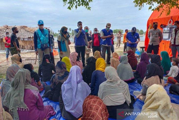 Puluhan imigran Rohingnya di Pulau Idaman segera direlokasi