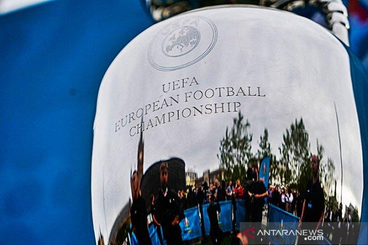 Skenario rebutan sisa tiket 16 besar Euro 2020