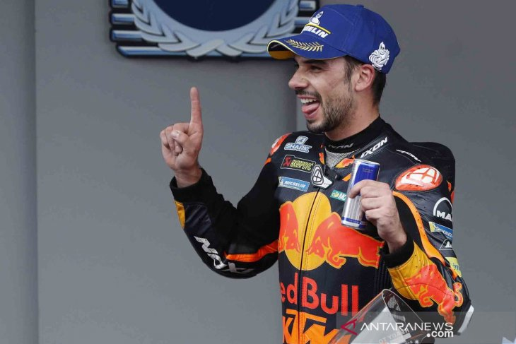 Oliveira optimistis incar pole kedua  di Sachsenring