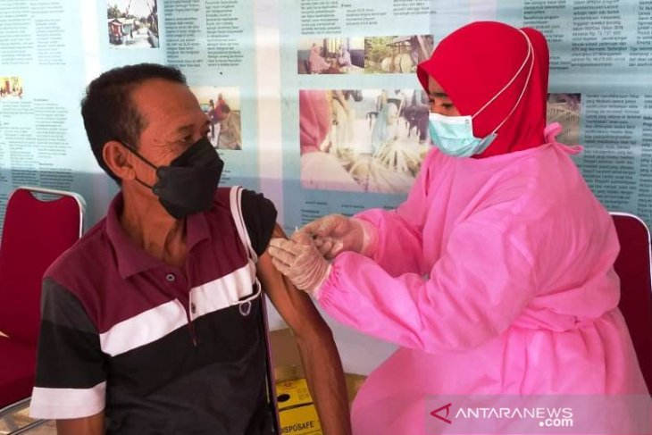 Pemkab Nagan Raya prioritaskan ASN dan lansia disuntik vaksin COVID-19