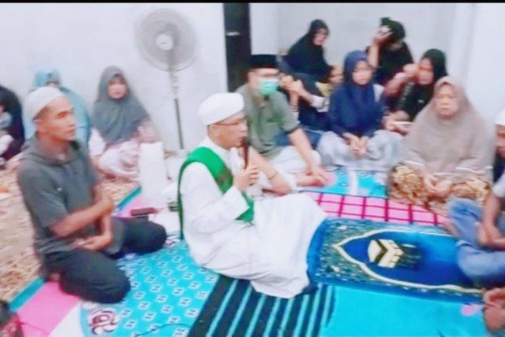 Ustadz Riza Azhari terus berdakwah di pedalaman Langkat