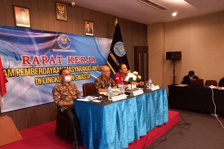 Penerbitan AK1 di Gorontalo Utara akan lewati skrining narkoba
