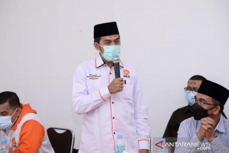 Fraksi PKS nilai Wali Kota Medan belum wujudkan janji kampanye 100 hari kerja