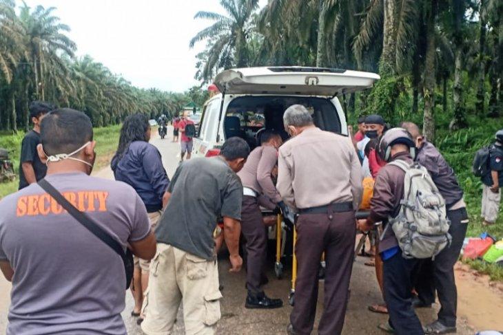 Polres Sanggau selidiki penyebab kecelakaan tunggal hingga lima meninggal