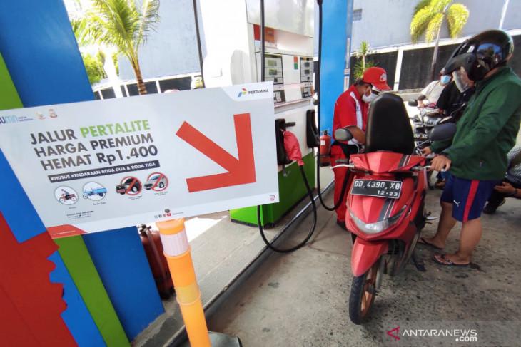 Pertamina tegaskan stok BBM jenis pertalite di Kalbar cukup
