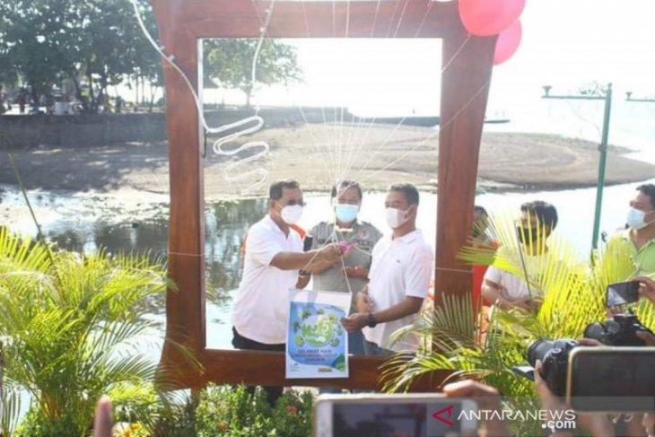 PLN Bali salurkan bantuan Rp50 juta untuk pelestarian Tukad Buleleng