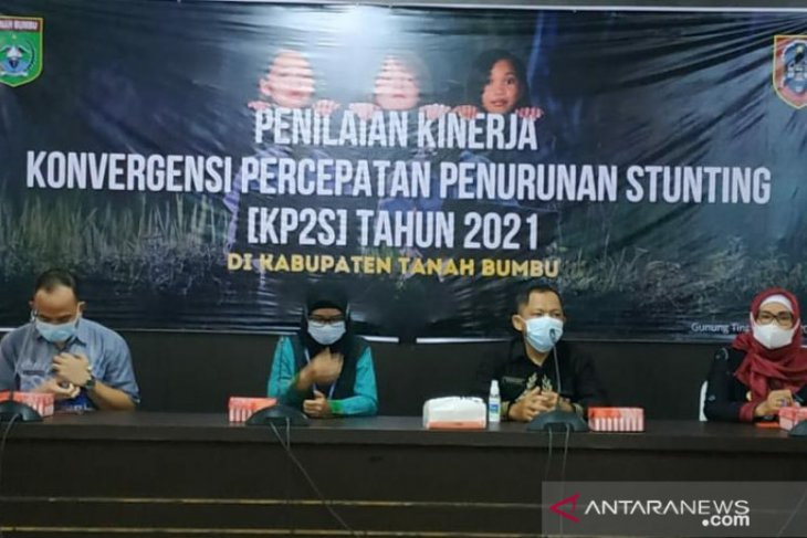 KP2S Kalsel tekan kasus stunting di Tanah Bumbu