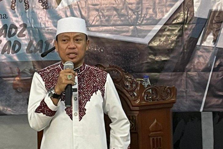 Kuliah Subuh Ustaz Das'ad Latif di Tenda