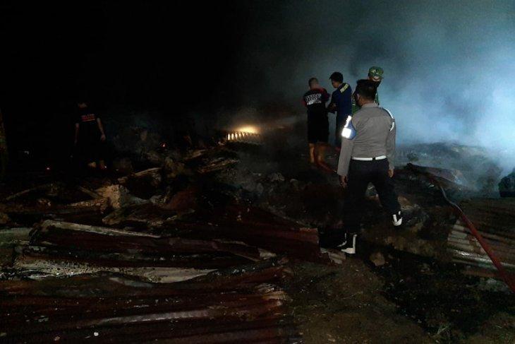 Kebakaran hanguskan rumah warga di Aceh Timur