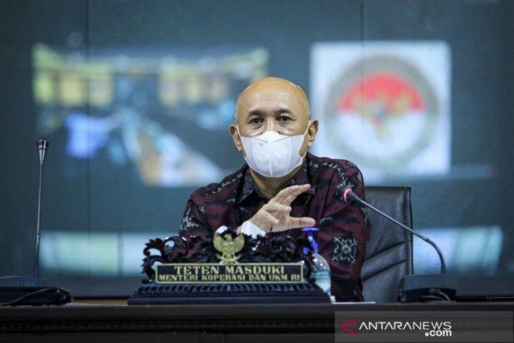 Menkop UKM temui UMKM berbasis Ekraf untuk pemulihan ekonomi Bali