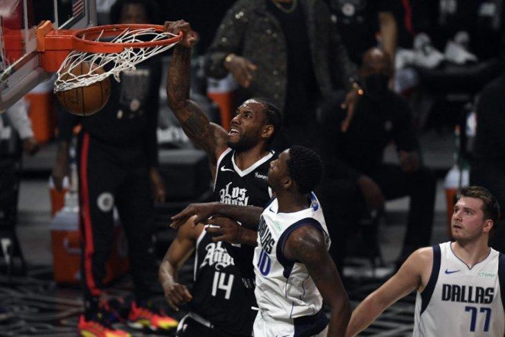 NBA, Clippers akhirnya ke semifinal Wilayah Barat usai rampas gim terakhir