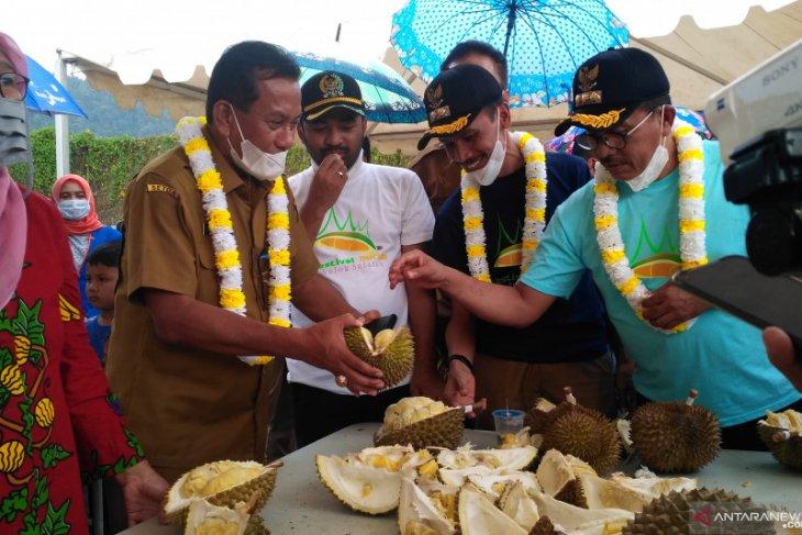 Varietas durian Solok Selatan segera miliki nama