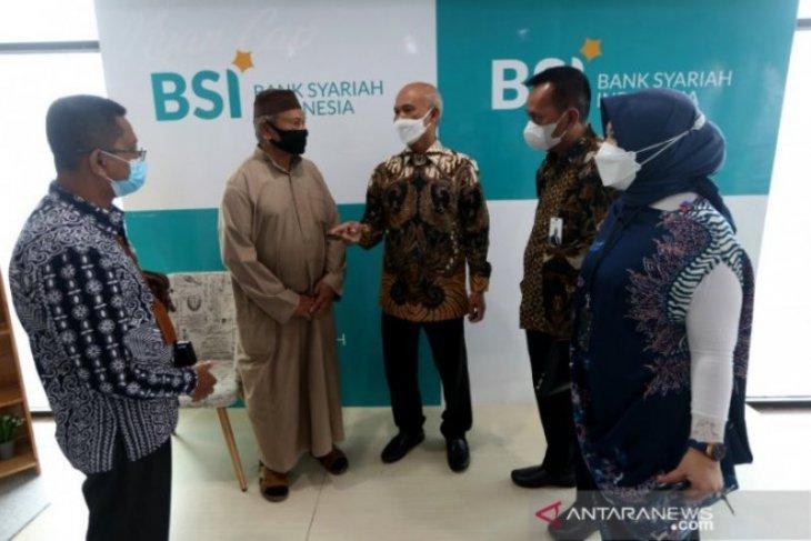 BSI targetkan migrasi 50 ribu nasabah BRIS di Aceh Barat pada Juni 2021