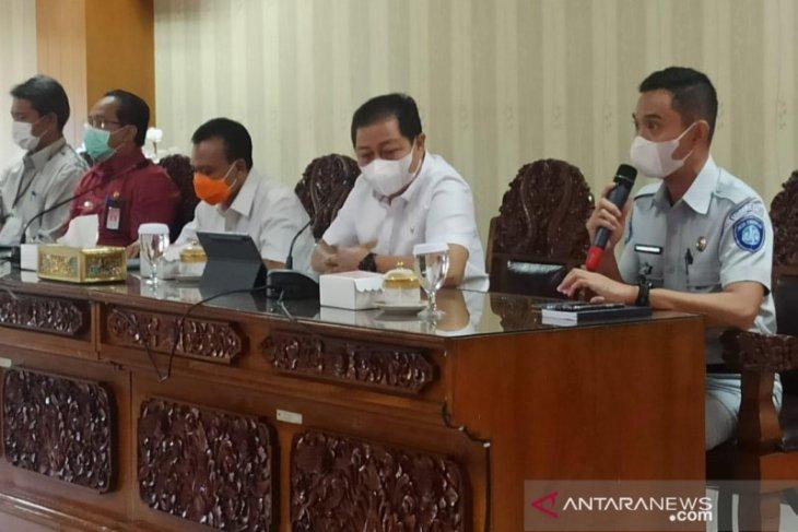 Jasa Raharja Bali bebaskan denda SWDKLLJ 100 persen untuk tahun yang lewat