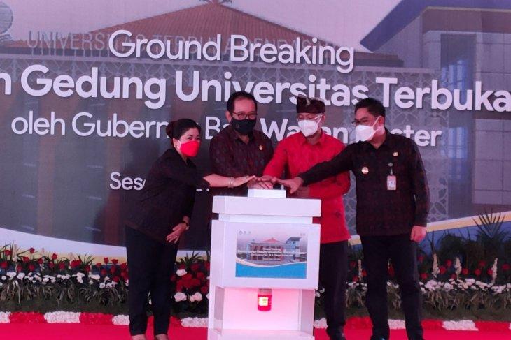 Wagub Bali: Inovasi pendidikan di Universitas Terbuka perlu dicontoh