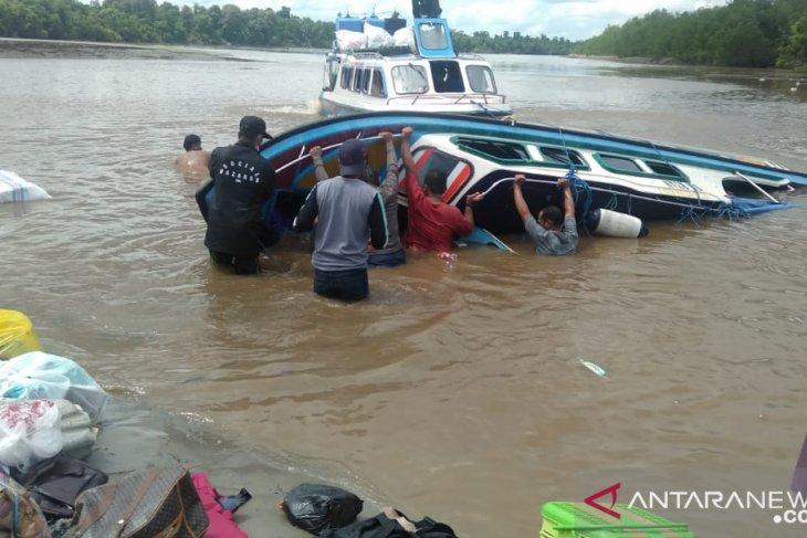 Kecelakaan kapal cepat tewaskan lima orang di Nunukan
