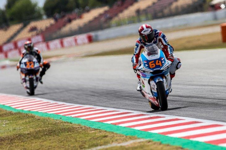 Moto2, Pertamina Mandalika SAG tatap balapan di Belanda dengan optimistis