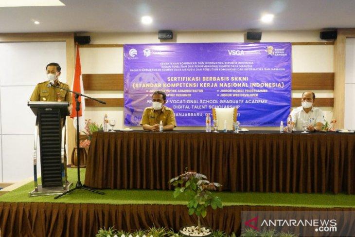Wakil Wali Kota Buka VSGA Banjarbaru 2021