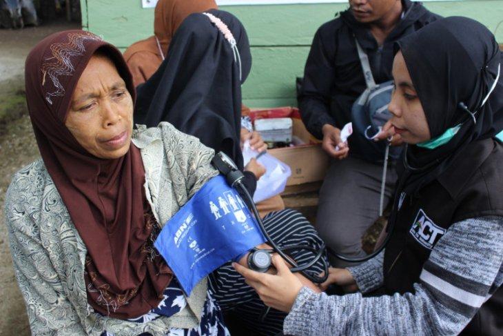 ACT Maluku gelar pelayanan kesehatan gratis di Malteng begini penjelasannya