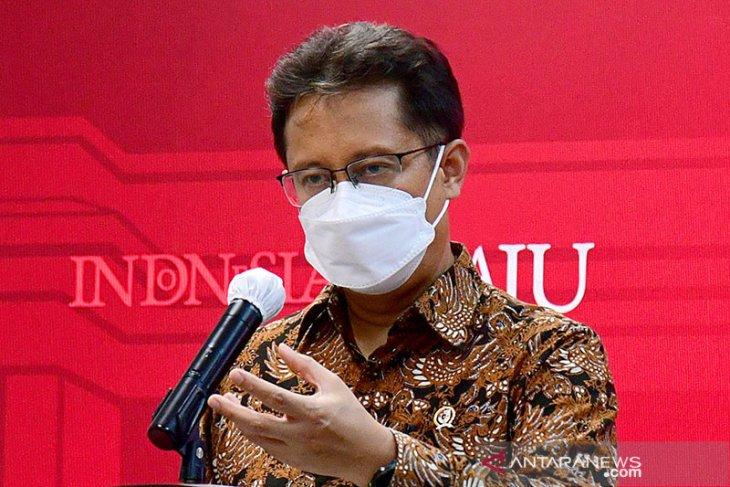 Menkes ingin penyuntikan vaksin COVID-19 di Indonesia bisa tembus 2 juta dosis per hari