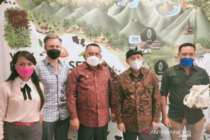Menkop/UKM dorong petani kakao Bali tingkatkan kualitas produksi (video)