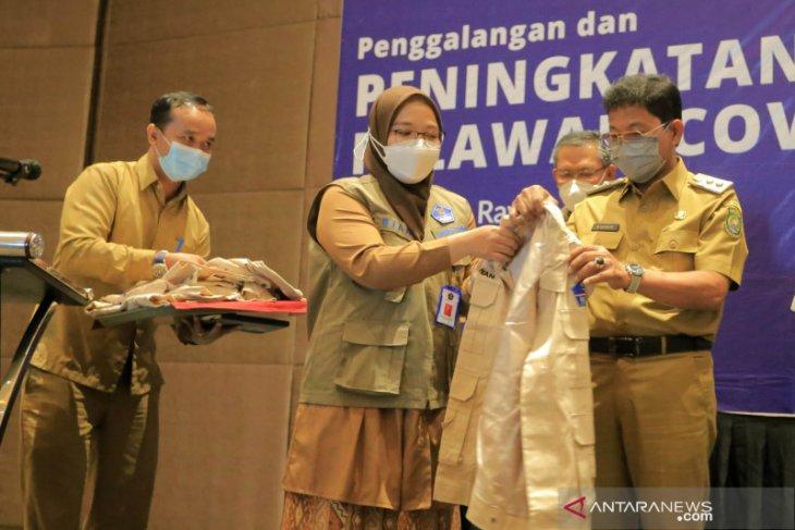 BNPB menggelar pelatihan relawan COVID-19 se-Tangerang Raya