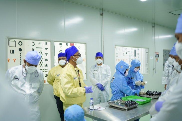 MOVI dan PT PUF Sains Lab hadirkan NICSAL99+
