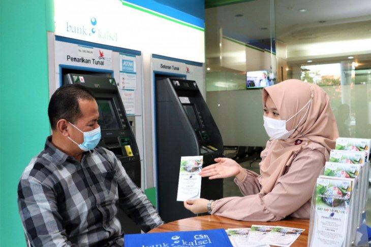 Bank Kalsel dukung pelestarian lingkungan melalui kampanye ramah lingkungan Banua Lestari