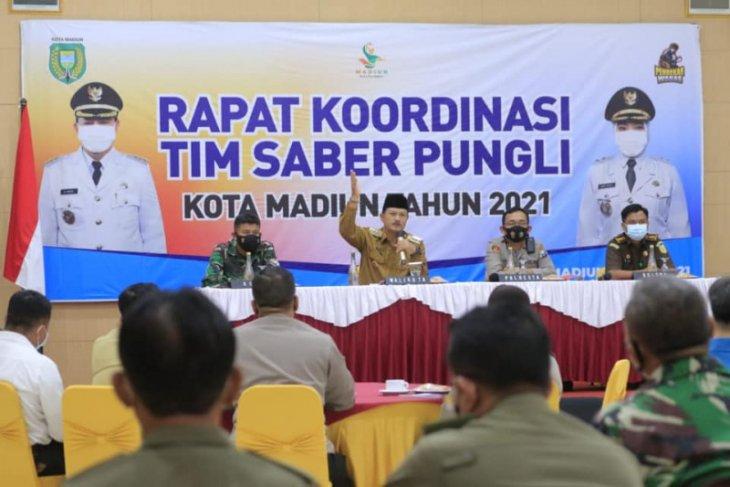 Pemkot Madiun optimalkan peran Satgas Saber Pungli untuk cegah korupsi
