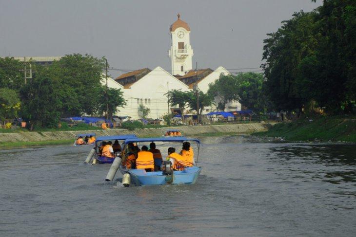 Pemkot Surabaya dan Pelindo III kembangkan wisata Air Sungai Kalimas