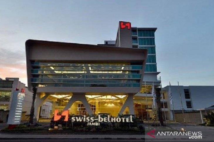 Kunjungan tamu hotel bintang empat dan lima di Jambi sumbang TPK terbesar