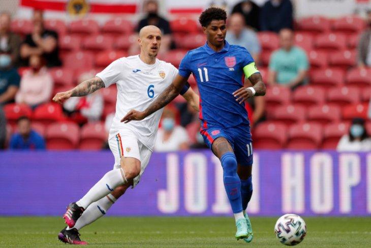 Rashford siap berjuang demi kesuksesan Inggris pada Piala Eropa 2020