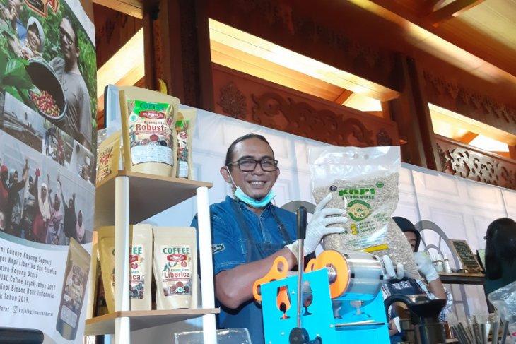 BI Kalbar bantu petani kopi di Kayong Utara produksi biji kelas A