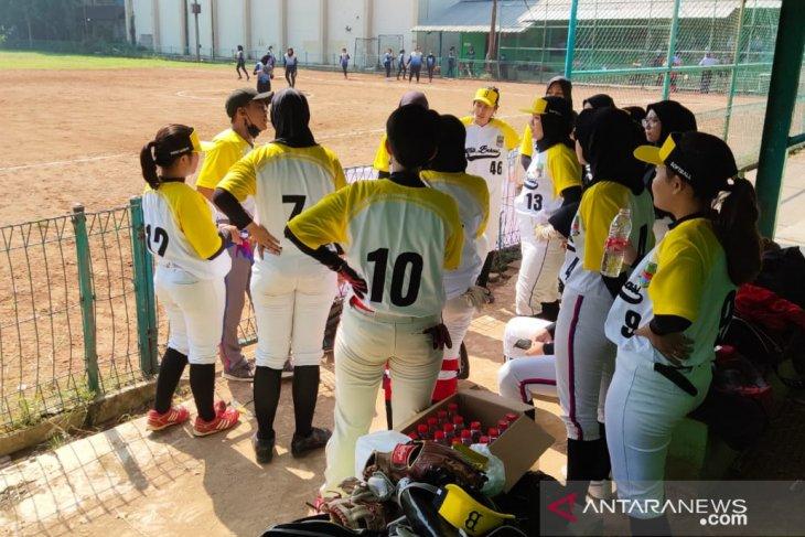 Softball Putri Bekasi raih tiket Porprov Jabar 2022