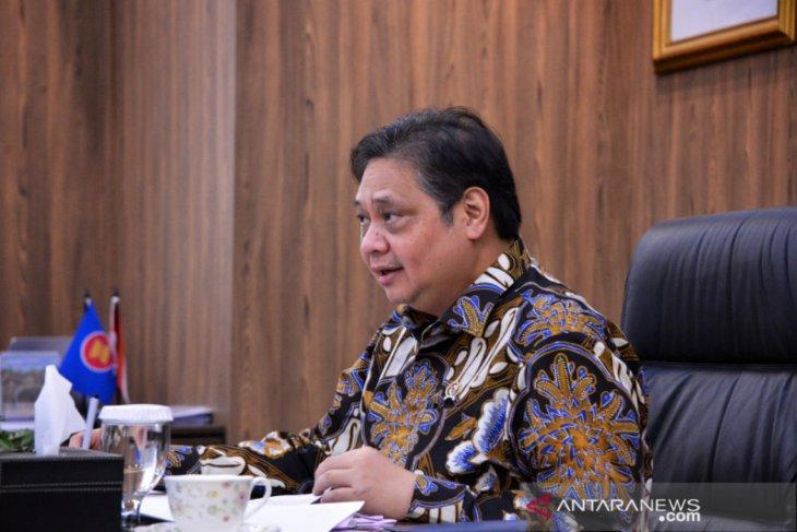 Menteri Airlangga : Pemerintah fokus pada enam hal kembangkan halal value chain