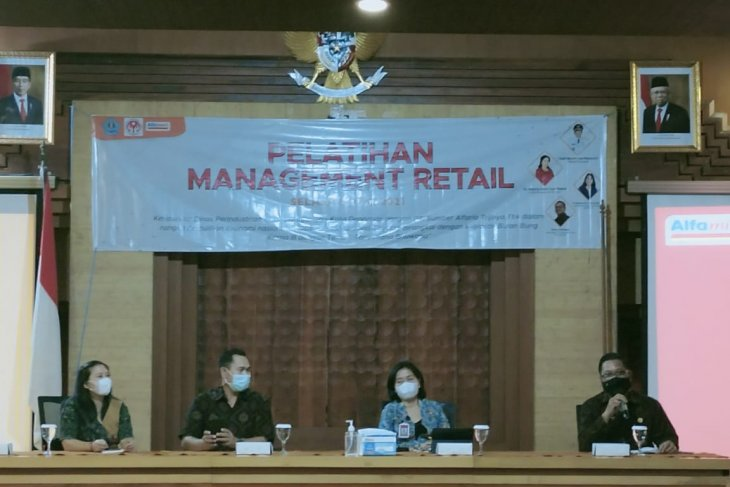Alfamart siap pasarkan produk lokal Denpasar