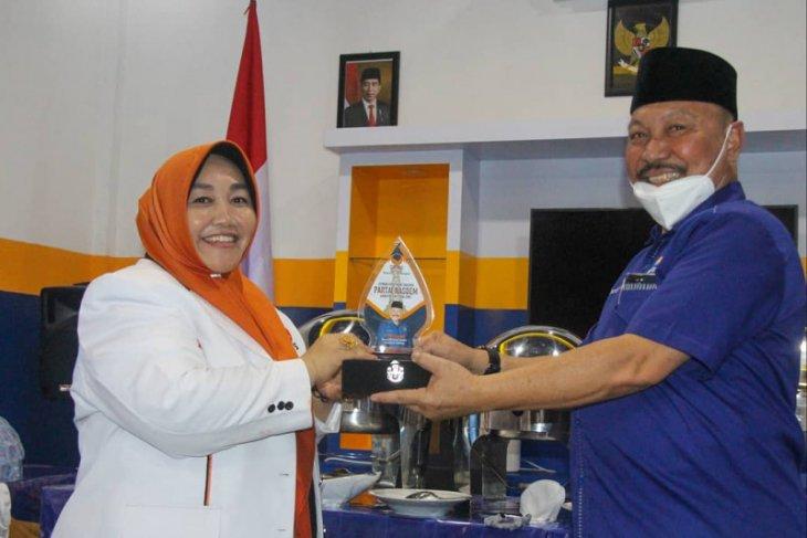 DPD Partai Nasdem Tabalong terima kunjungan pengurus DPD PKS Tabalong
