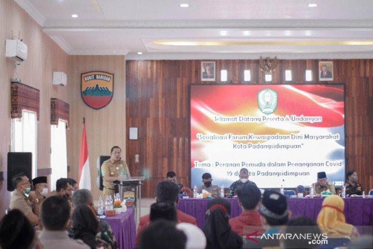 Masyarakat Padangsidimpuan diminta lakukan deteksi dini