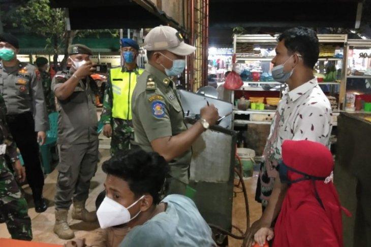 Brimob Polda Sumut gencarkan operasi yustisi cegah COVID-19