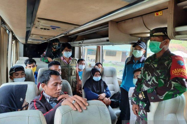 Delapan PMI digagalkan ke Malaysia melalui perbatasan Bengkayang