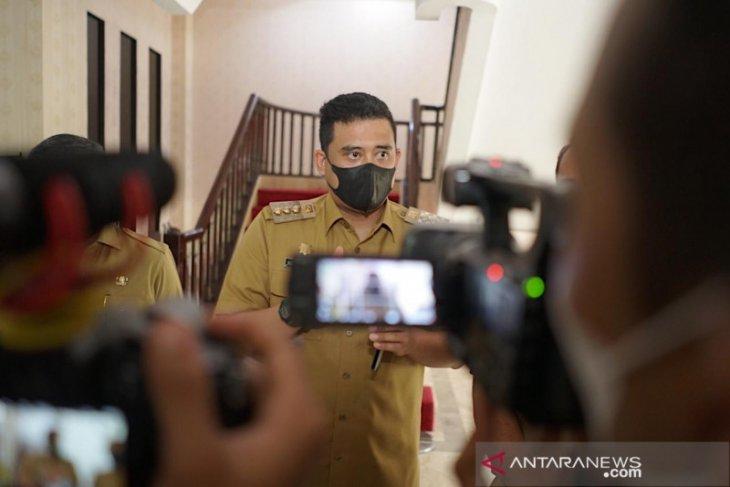 Wali Kota Medan: Tak ada target khusus di 100 hari kerja