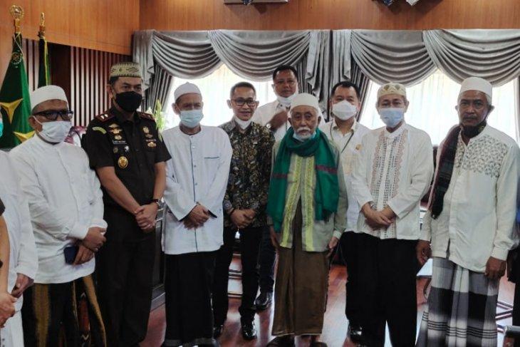 Ulama Banten 'support' Kajati Banten tuntaskan kasus korupsi hibah ponpes